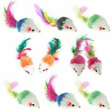 New listing Aftermarket Furry Pet Cat Toys Mice Cat Toy Mouse Pet Toys for Cats Cat Catch.