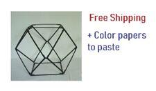 Wesak Vesak lantern frame plastic + Free Shipping