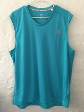 adidas Men's Running Response Tee Shirt Training X-Large Mens New! Bp7411