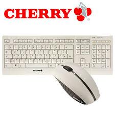Cherry B.UNLIMITED AES  Wireless Tastatur und Maus Set - kabellos - 2.4 GHz DE