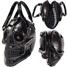 Kreepsville 666 Black Skull Collection Dead Purse bowling style Goth Punk