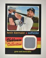 2020 Heritage High Number Clubhouse Collection Relic #CCR-KK Kevin Kiermaier