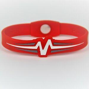 "Mojo Wristbands - 8"" Raptor Double Hologram"