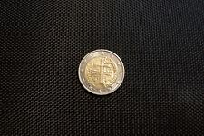2 Euro Münze 2015, Slowenien Slovenien Slovensko, gut erhalten