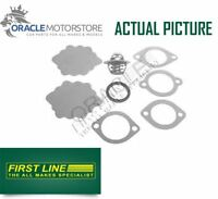 NEW FIRST LINE FRONT COOLANT THERMOSTAT KIT OE QUALITY REPLACEMENT - FTK003