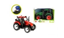 Large Tractor with Friction Motor - Boxed