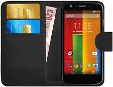 G-Shield® Etui Coque Housse Portefeuille PU Cuir Pour Motorola Moto G 1.Gen