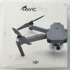 DJI Mavic Pro Quadcopter with Remote Controller - Grey OPEN BOX - NEW