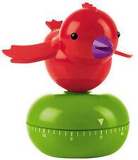 E-my Guzzini - Cuckoo Timer Rosso