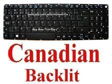 Keyboard for Acer Aspire F17 F5-771 F5-771G F5-771G-510R - CA Canadian Backlit