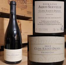 2012er Clos Saint-Denis-Domaine Amiot Servelle-TOP!!!