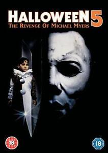 HALLOWEEN 5 REVENGE OF MICHAEL MYERS [DVD][Region 2]
