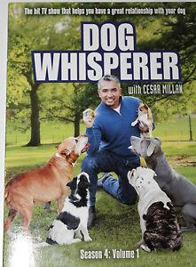 Cesar Millan - Dog Whisperer Season 4 Volume 1 5DVD Set 12hr54min