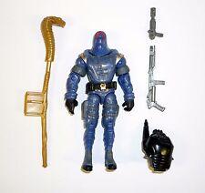 Gi Joe Cobra Commander Action Figure Complete 3 3/4 C9+ v13-A 2002