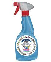 Fresh Pet Bird Cage Spray Cleaner Deodoriser - 500ml Baby Powder