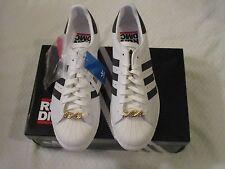 My Adidas SUPERSTAR 80s RUN DMC 25th Anniversary Originals G48910 Size 11