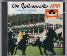 DIE SPITZENREITER 1958 CD ALBUM POLYDOR VARIOUS ARTISTS 18 TITEL