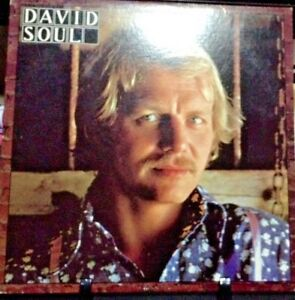 DAVID SOUL Self-Titled Album Released 1976 Vinyl/Record  Collection US pressed