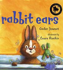 Rabbit Ears, Stewart, Amber, New Book