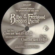 BILBO BAGGINS & FEELGOOD FACTOR - C'mon and work it - Sol