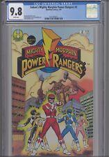 Mighty Morphin Power Rangers #2  CGC 9.8 1994 Marvel: NEW Frame