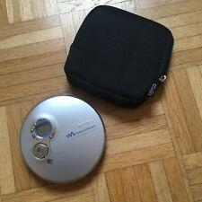 **SONY**tragbarer CD Player**mit Tasche
