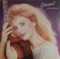 Liona Boyd - Encore! (CD 1988 A&M Records) VG++ 9/10