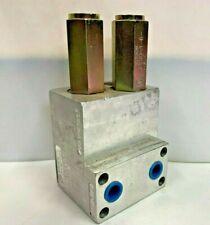 Sauer Danfoss DS-0221-SS-BAC CP200-1-B-0-A-C Hydraulic Relief Valve Assembly