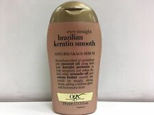 OGX Organix Ever Straight Brazilian Keratin Therapy Anti-Breakage Serum 100ml