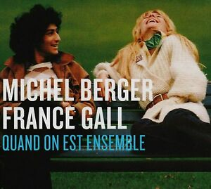 michel berger france gall quand on est ensemble coffret 4 cd (neuf sous blister)