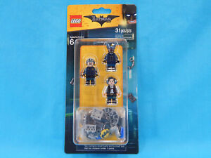 Lego Batman Movie 853651 Gotham City Police Department Pack 31pcs Sealed 2017