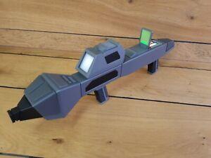Bundle - Type 3 Phaser Rifle + Type 1 Cricket - Star Trek - 3d printed +LEDs