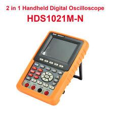 Owon Hds1021m N Latest 35 20mhz 100mss Handheld Digital Storage Oscilloscope