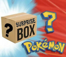 Pokemon Surprise Box! PSA Card And Booster Packs Included!