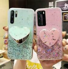 For Samsung Galaxy A21S A20 S20 Ultra A71 A51 S10 A11 Glitter Mirror Case Cover