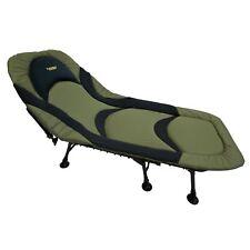 Supersize Sleepstream Bedchair 8-Bein Superbreit Karpfenliege Angler Angelliege