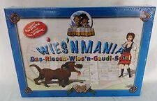 Weltneuheit Wiesn Mania Das-Riesn-Wiesn-Gaudi-Spiel Oktoberfest Board Game RARE