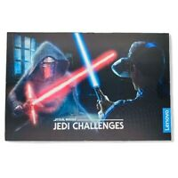 Lenovo Star Wars Jedi Challenges Ar Headset Lightsaber Tracking Beacon Tested