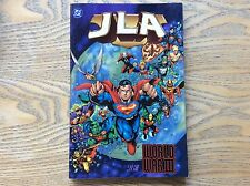 JLA Justice League Of America World War 3 Graphic Novel! Look In The Shop!