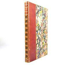 🌓 EO Jules LEMAITRE, Myrrha, Ferroud, 1903 Relié par DURVAND. Exemplaire truffé