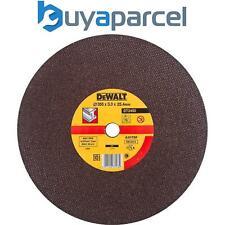 Dewalt DT3450 Abrasive Chop Saw Wheel Metal Cut 355mm x 3 x 25.4mm For D28710