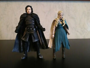 """x2 Funko Game Of Thrones 6""""Inch Action Figures ~ 2014 HBO"""