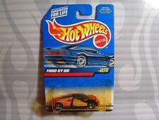 1999 Hot Wheels #1073 = Ford GT-90 = Rojo con / T Imágenes, 0910