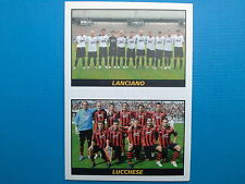 Figurine Calciatori Panini 2010-11 2011 n.667 Squadra Lanciano Lucchese