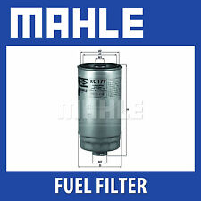 Mahle Fuel Filter KC179 - Fits Fiat Punto, Kia Sorento - Genuine Part