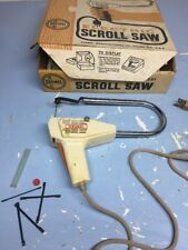 Vintage Dremel Electric Scroll Saw Cat No 501 Early Model