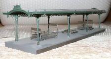 N6  Faller 120181 Bahnsteig gebaut