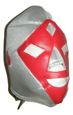 ADULT WRESTLING MASK CHARRO SILVER MEXICAN LUCHA LIBRE LUCHADORE LUCHADOR NEW