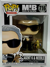 New listing Men In Black Agent K and Neeble Pop #716 Funko Pop Movies