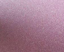 A4 Baby Pink Glitter Card 180gsm, crafts arts
